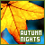 Nights: Autumn/Fall: