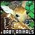 Animals: Baby: